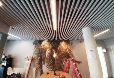 HeartFelt lamellen plafond
