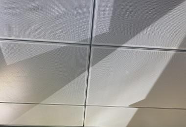 Durlum met ultraline systeem, afm. 600 x 1200 mm