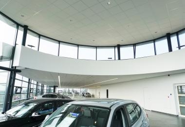 Rockfon plafondpanelen, afm. 600 x 600 mm